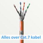 Alles over Cat.7 kabel.